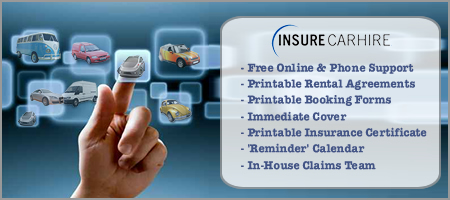 Self Drive Hire Insurance Terms